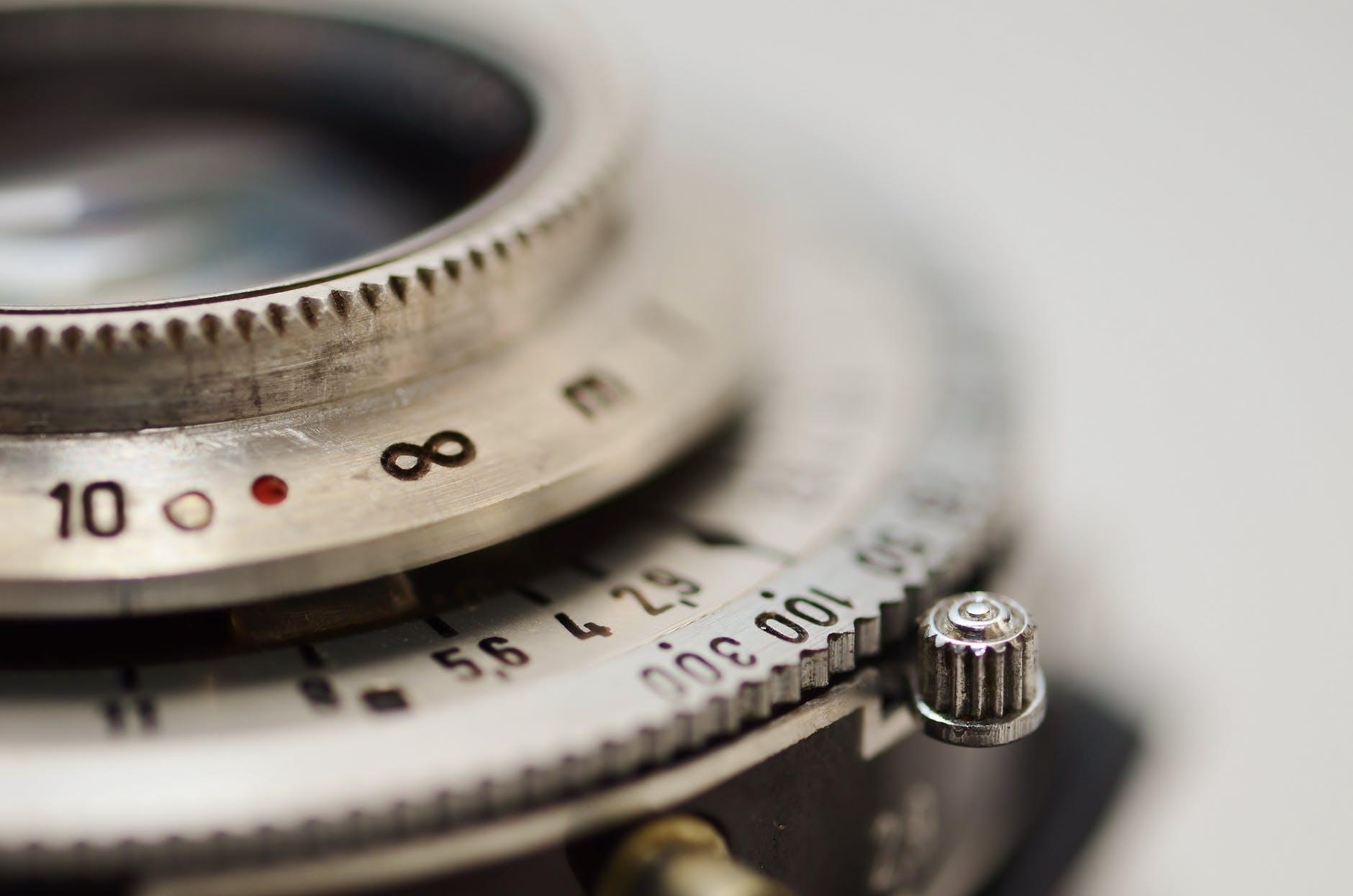 camera vintage lens old